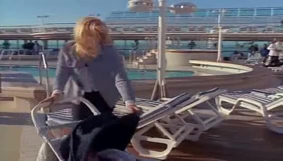 Carmen Electra looks fantastic from Baywatch