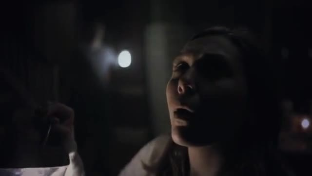 Elizabeth Olsen must watch clip - Silent House