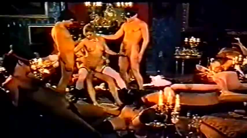 Uschi Karnat must watch clip - Rasputin Orgien am Zarenhof
