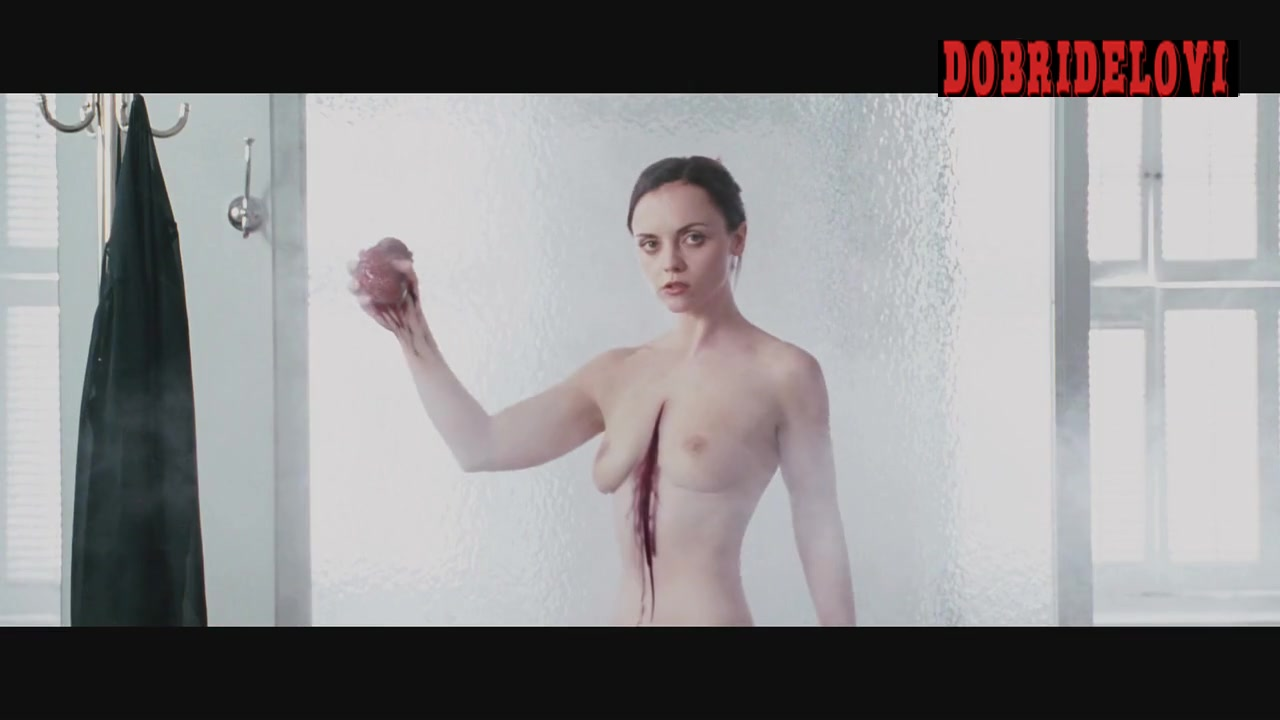 Christina Ricci nude rips her heart off in After.Life