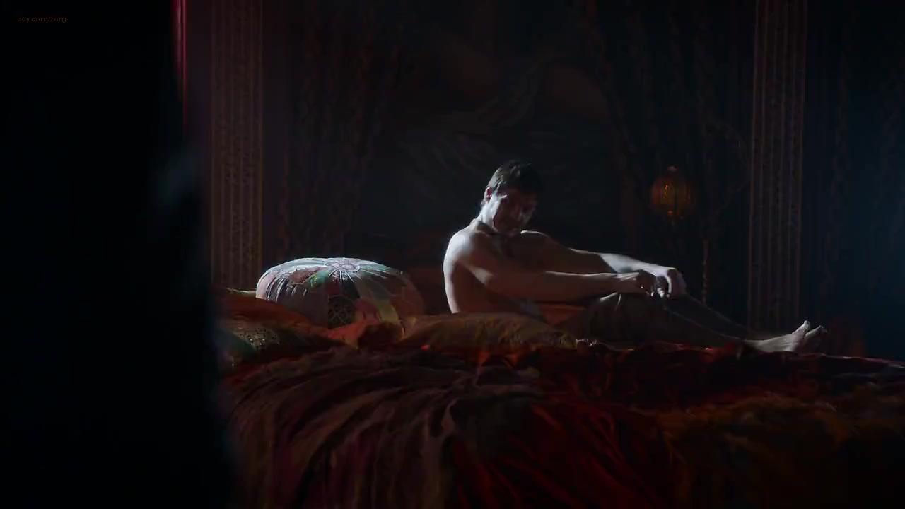 Josephine Gillan sexy scene in Game of Thrones