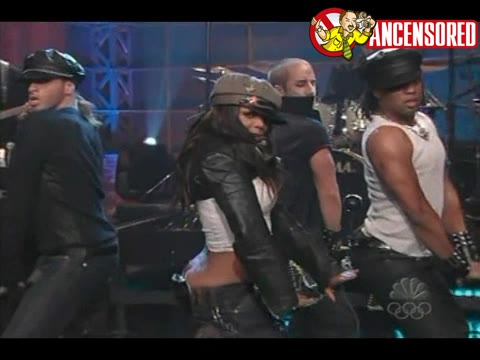 Janet Jackson screentime from The Tonight Show