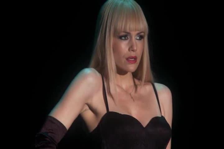 Carla Gugino scene - Elektra Luxx
