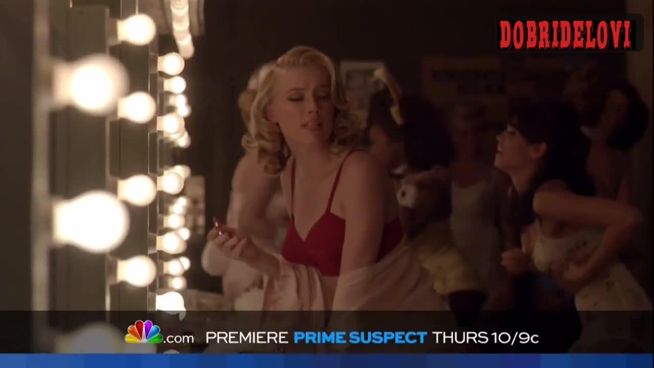 Amber Heard scene - The Playboy Club