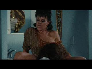Debi Mazar sexy scene from Lovelace