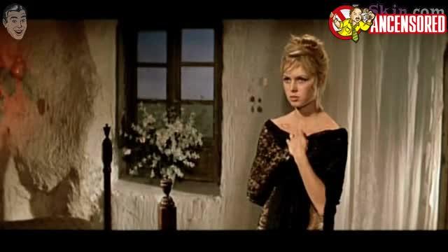 Brigitte Bardot looks fantastic
