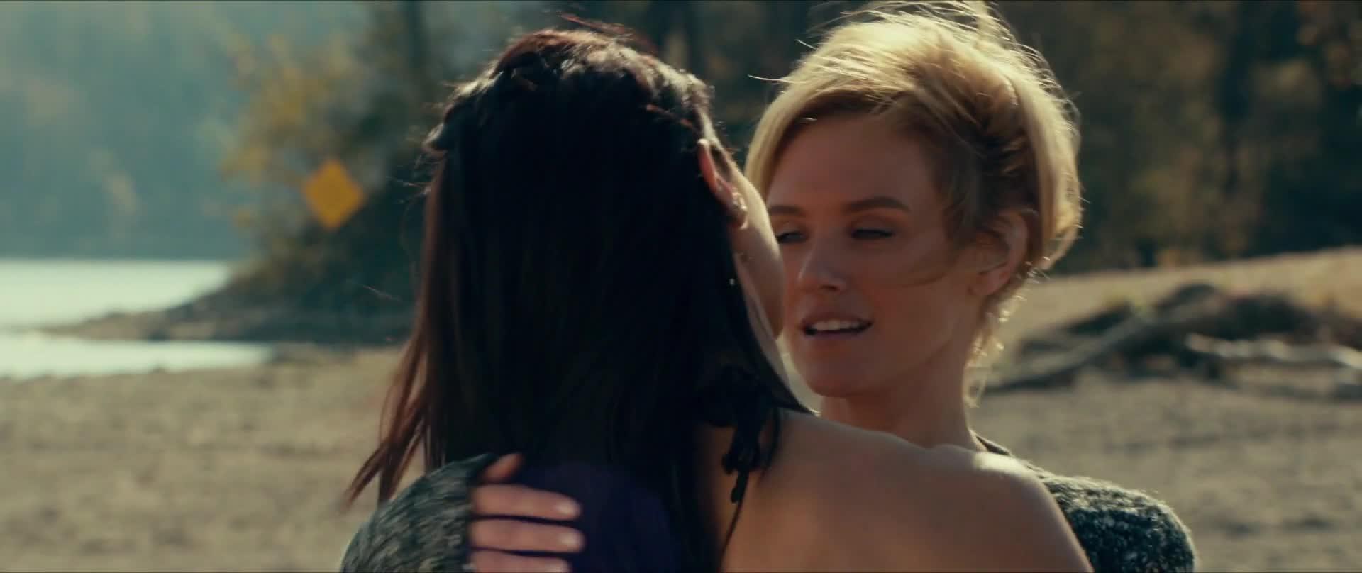 Eva Marie sexy scene in inconceivable ii