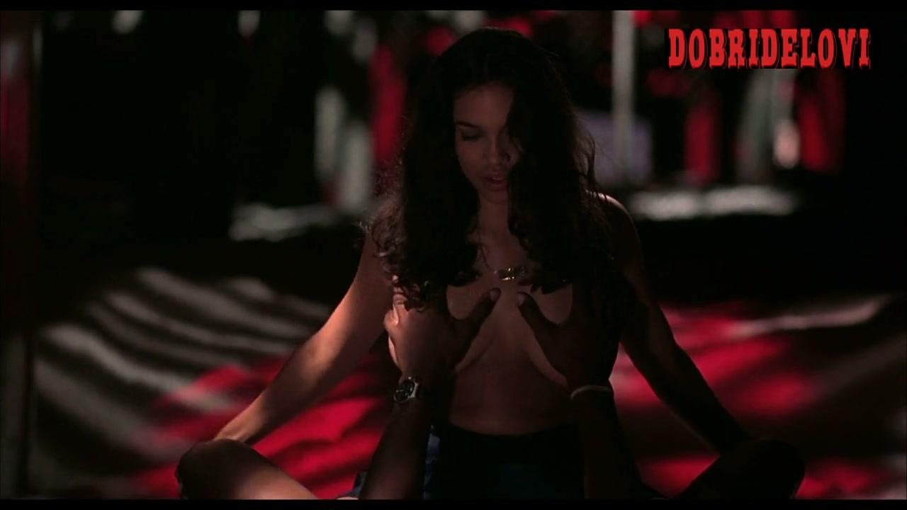 Rosario Dawson rides dude scene from He Got Game