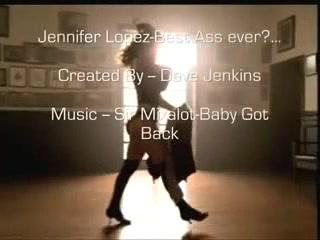 Jennifer Lopez sexy scene