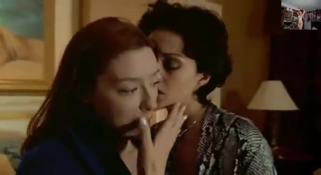 Molly Parker sexy scene in The Center of the World