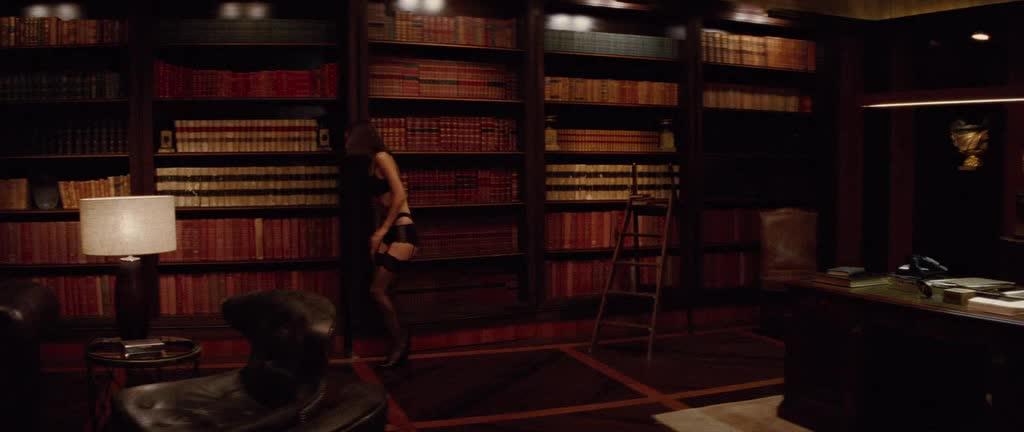 Rose Byrne scene - X Men First Class