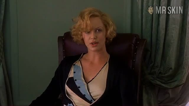 Charlize Theron sexy scene from the legend of bagger vance