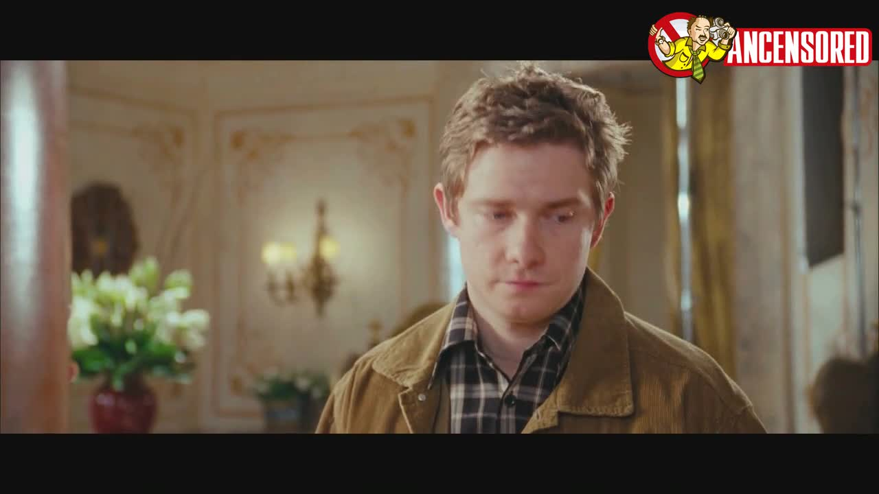 Joanna Page scene from Love Actually