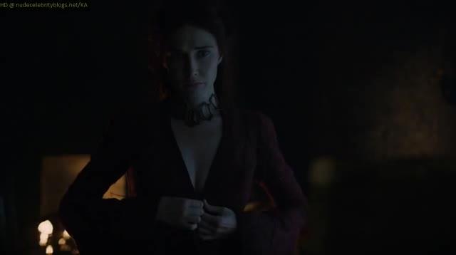 Carice van Houten nude scene from Game of Thrones