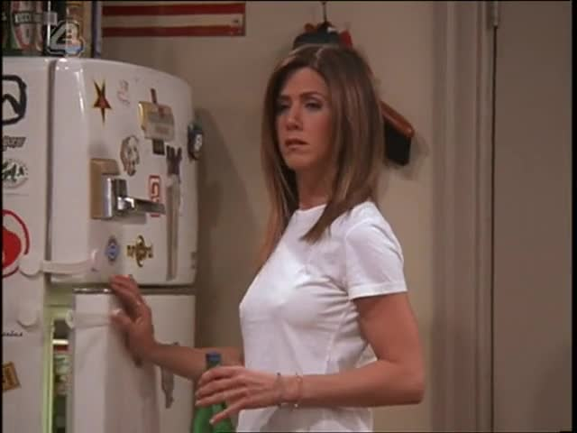 Jennifer Aniston sexy scene - Friends