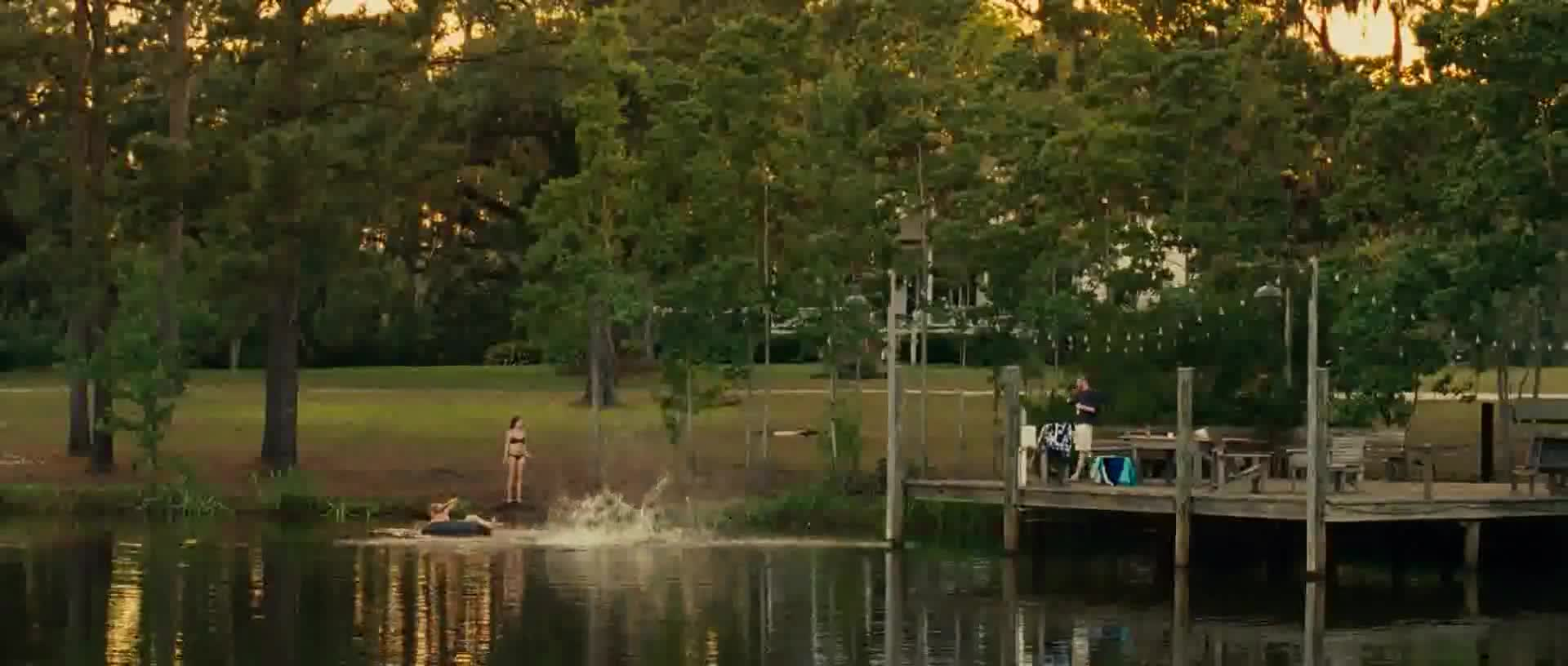 Amanda Seyfried scene - Solstice