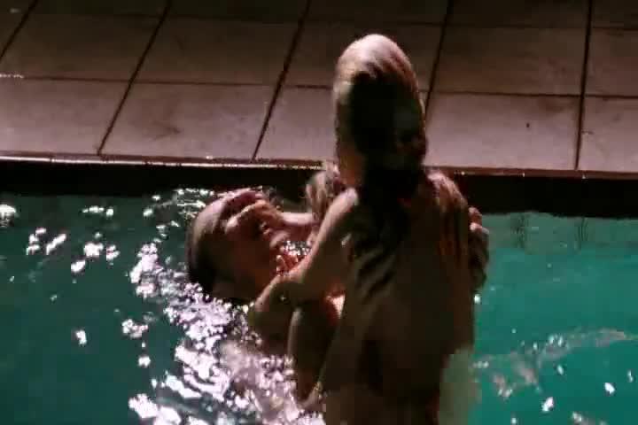 Vanessa Hudgens sexy scene - Spring Breakers