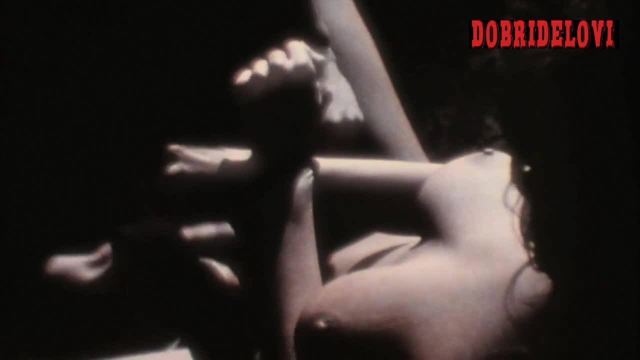 Deborah Kara Unger binded wrists scene from Whispers in the Dark