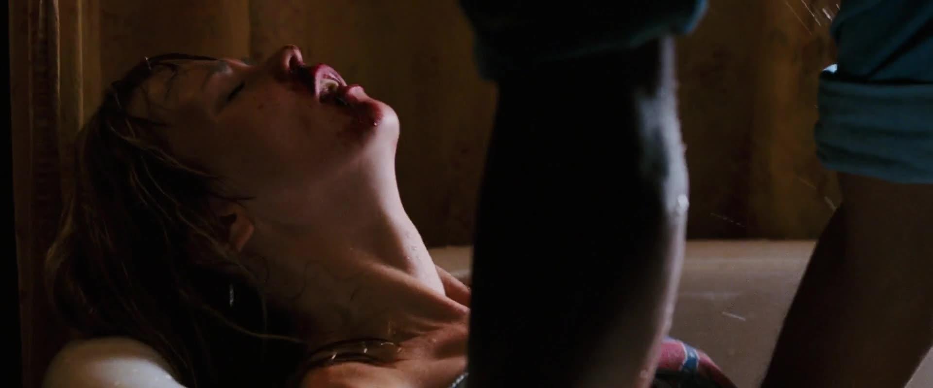 Christina Ricci sexy scene from Black Snake Moan