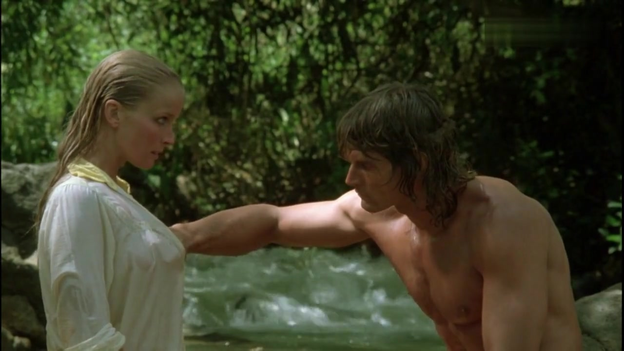 Bo Derek screentime - Tarzan the Ape Man