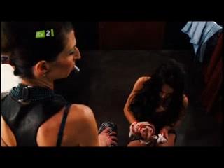 Lindsay Lohan scene