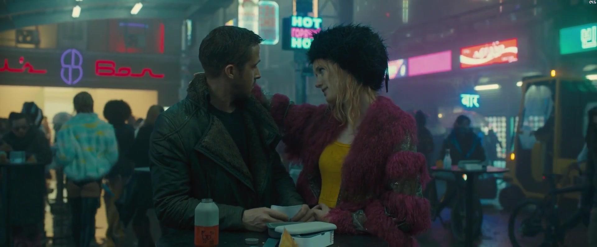 Elarica Johnson, Krista Kosonen and Mackenzie Davis prostitutes for Ryan Gosling