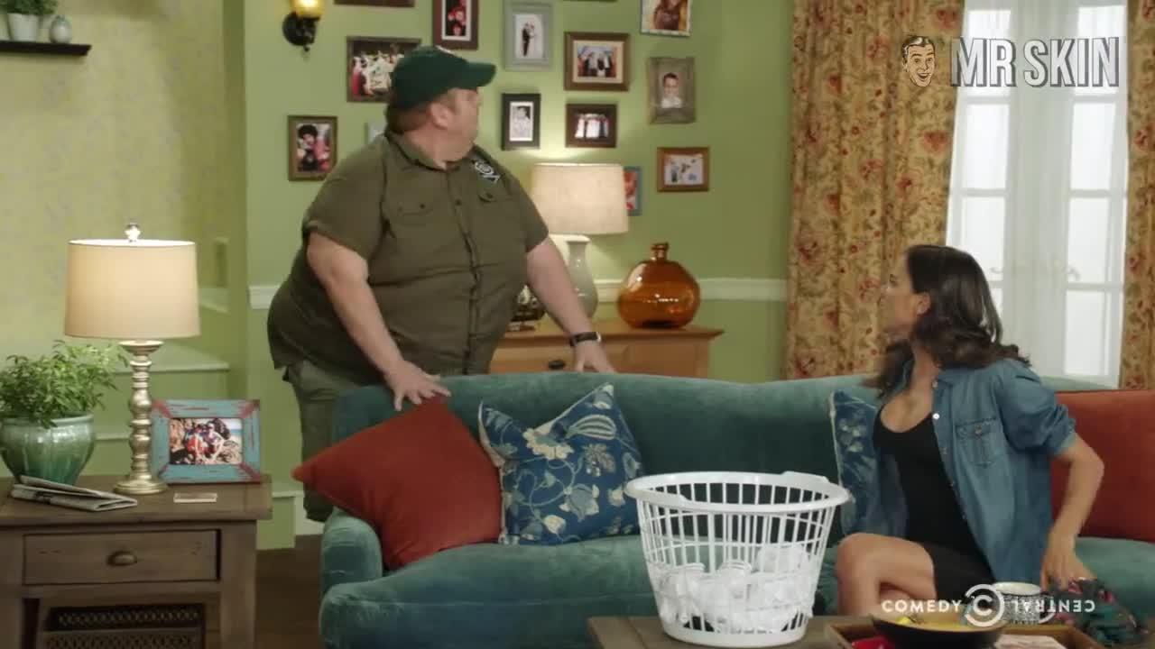 Irina Shayk scene in Inside Amy Schumer