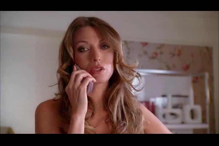 Natalie Zea sexy scene from Dirty Sexy Money