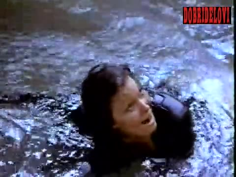 Bo Derek bottomless in the water scene from Fantasis