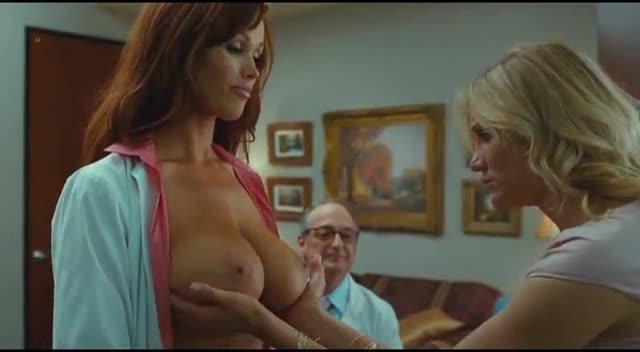 Cameron Diaz scene - Bad Teacher