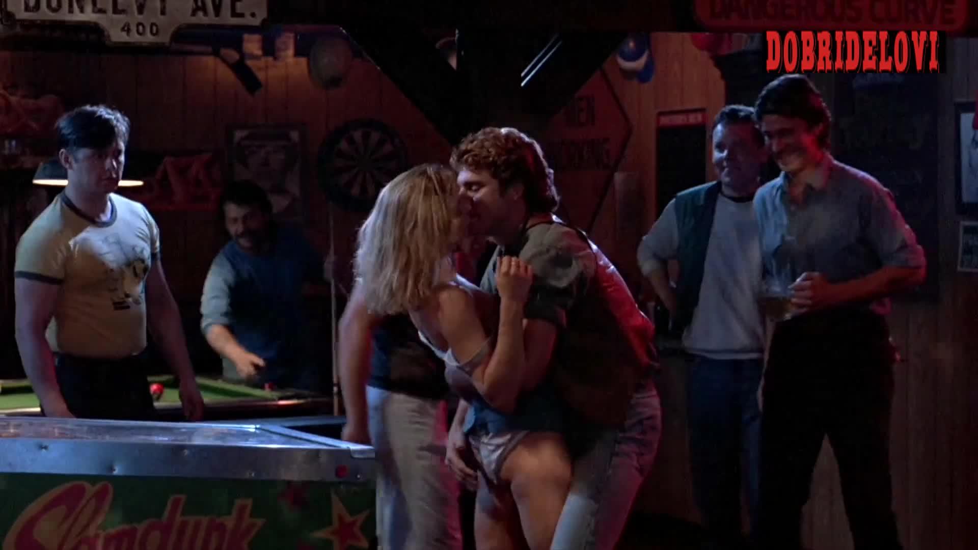 Jodie Foster pinball machine rape scene from The Accused