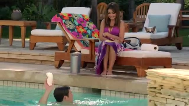Sarah Hyland screentime from Modern Family