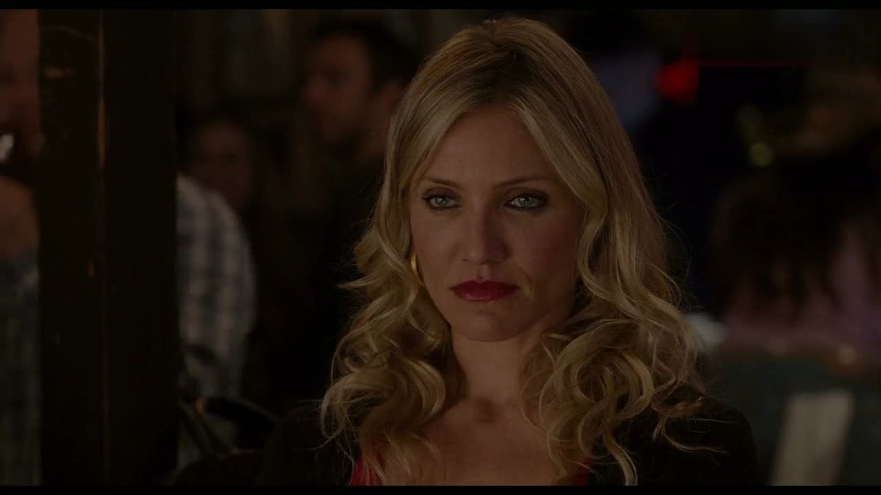 Lucy Punch screentime in Bad Teacher