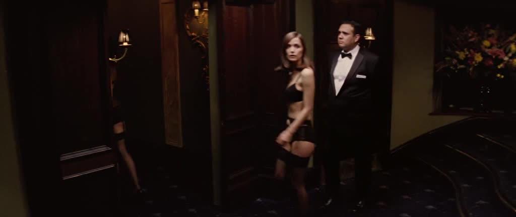 Rose Byrne looks fantastic in X Men First Class