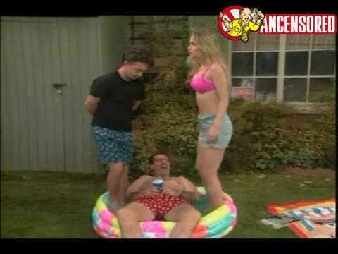Christina Applegate sexy scene in Married with Children