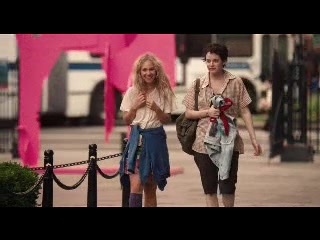Juno Temple looks fantastic in Jack and Diane