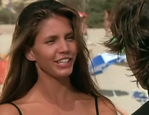 Charisma Carpenter sexy scene - Baywatch
