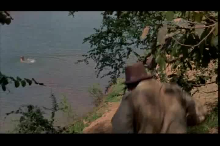 Ursula Andress scene from The Southern Star