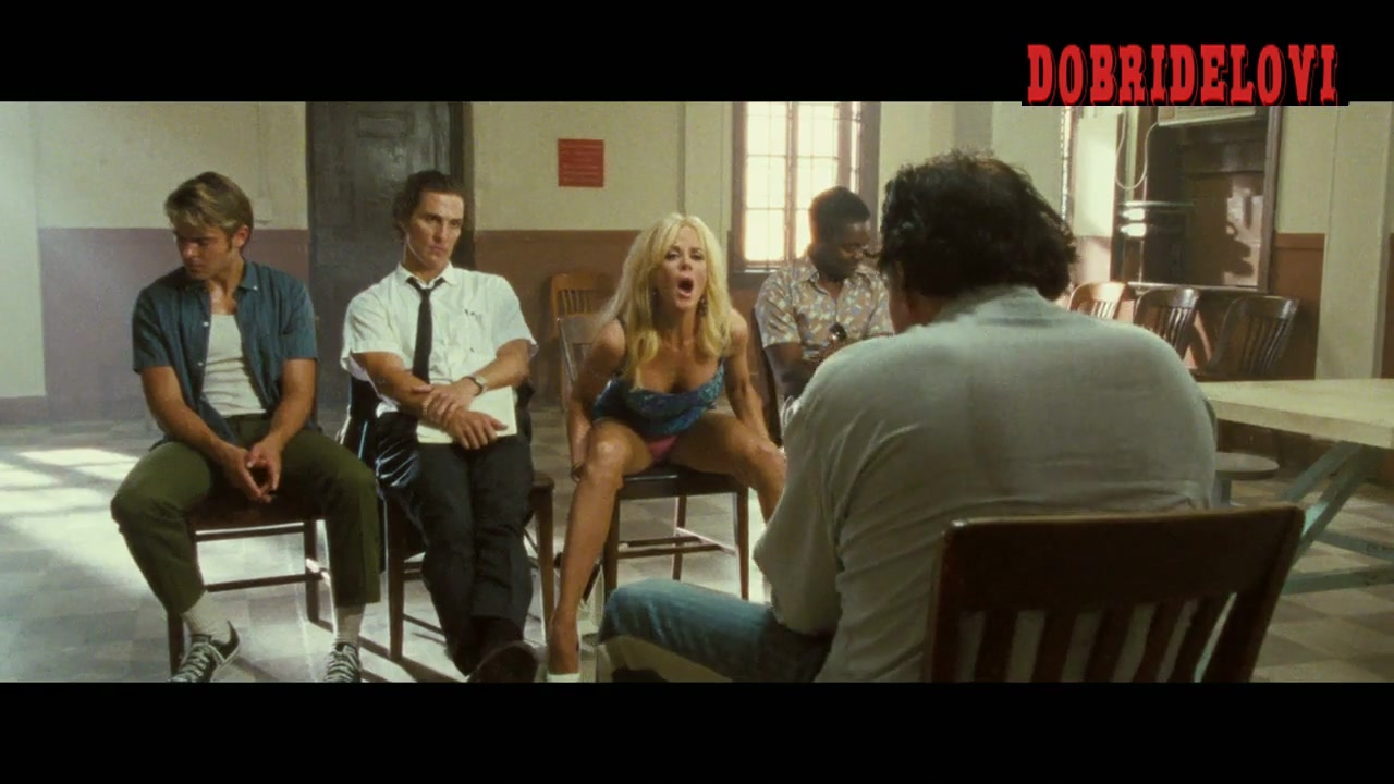 Nicole Kidman teases John Cusack by ripping panties