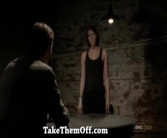 Lauren Cohan screentime - The Walking Dead