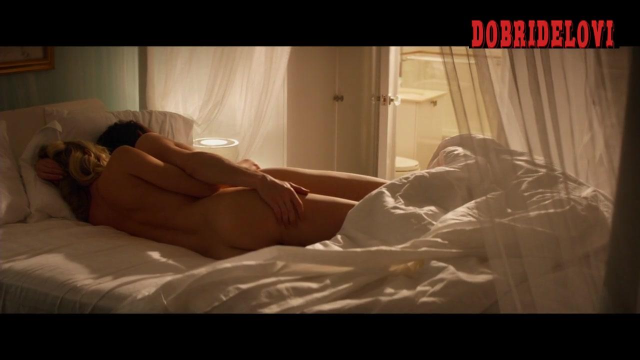 Watch Yvonne Strahovski undressing scene from Manhattan Night video