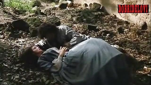 Monica Bellucci sex in the woods scene from Briganti Amore e Liberta