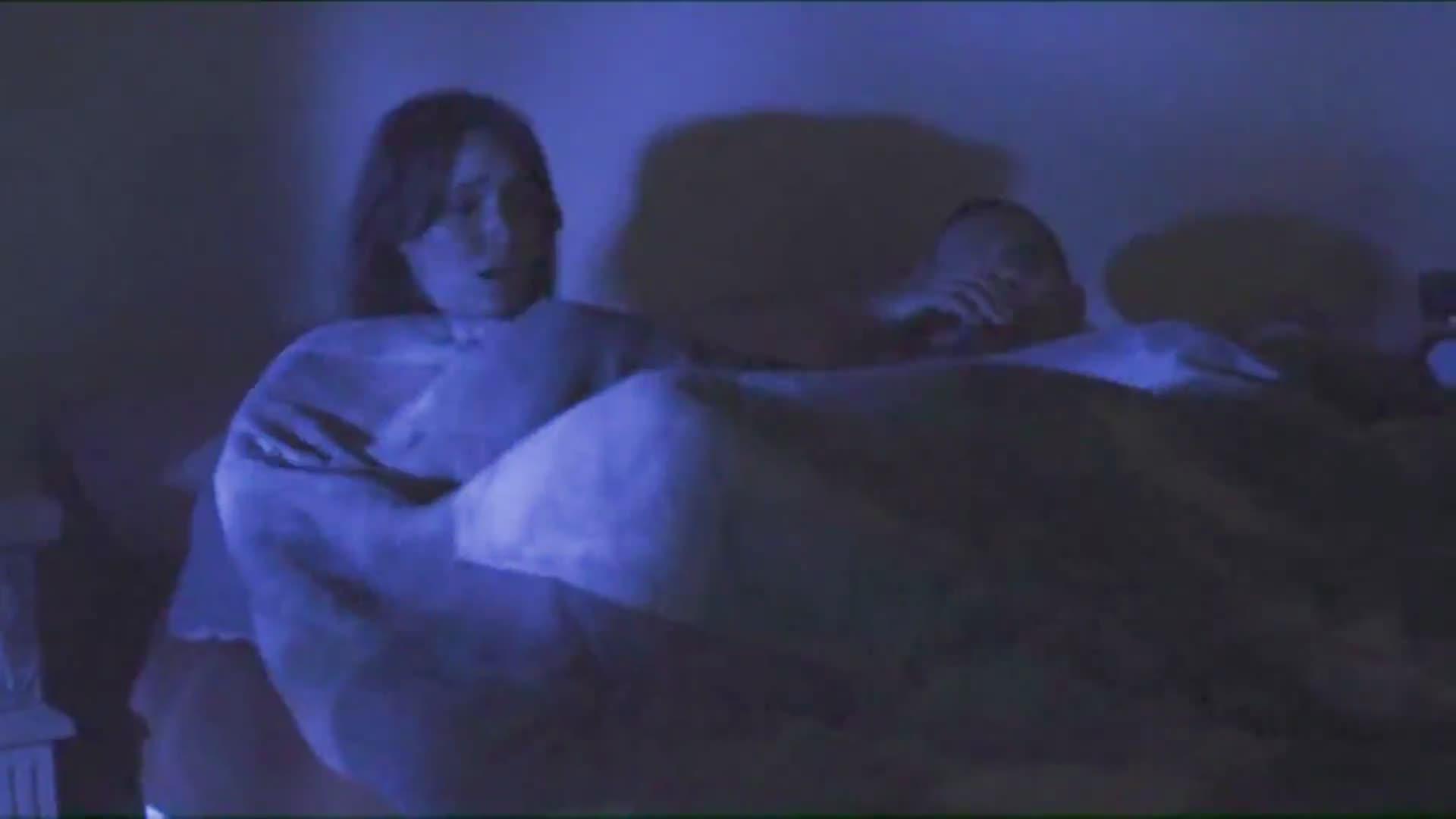 Sara Malakul Lane wakes up from nightmare scene from 12/12/12