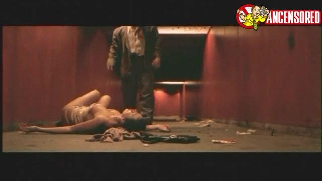 Monica Bellucci sexy scene from Irr