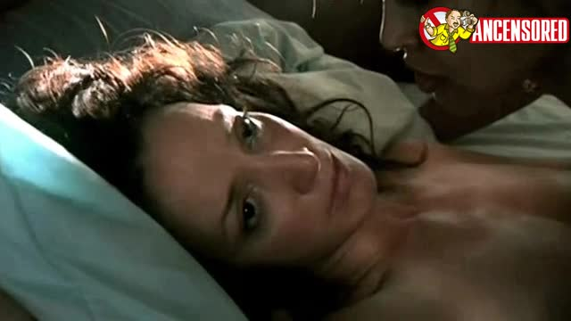 Jennifer Beals sexy scene from The L Word