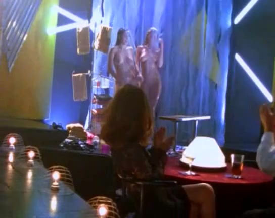 Brande Roderick nude scene from Club Wild Side