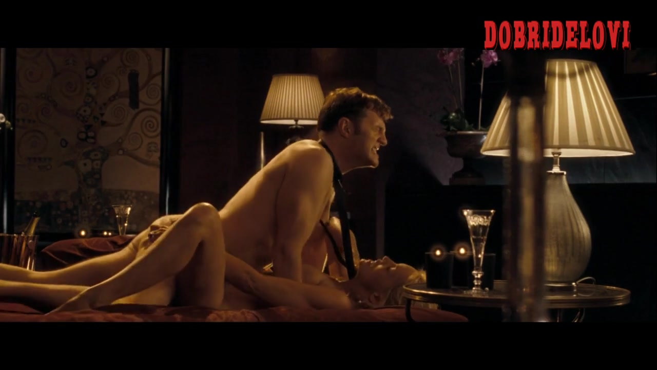 Sharon Stone sex scene with David Morrissey from Basic Instinct 2