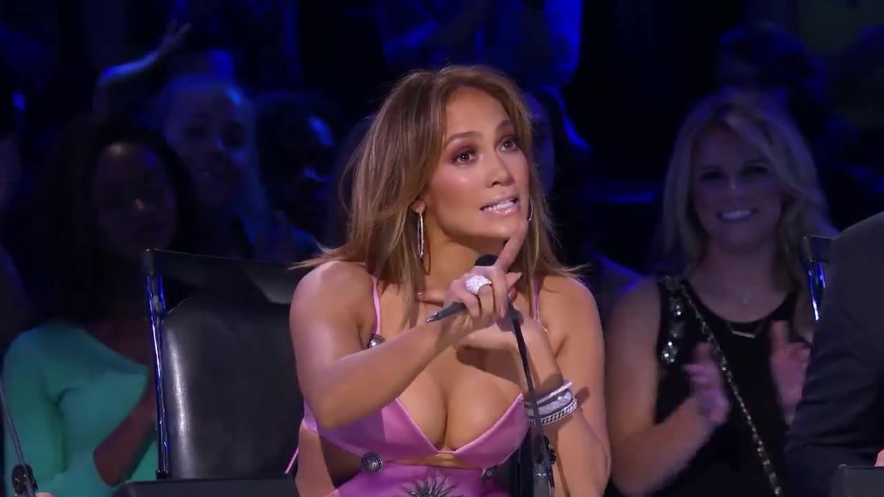 Jennifer Lopez must watch clip in American Idol