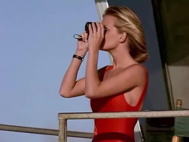 Kelly Packard must watch clip - Baywatch