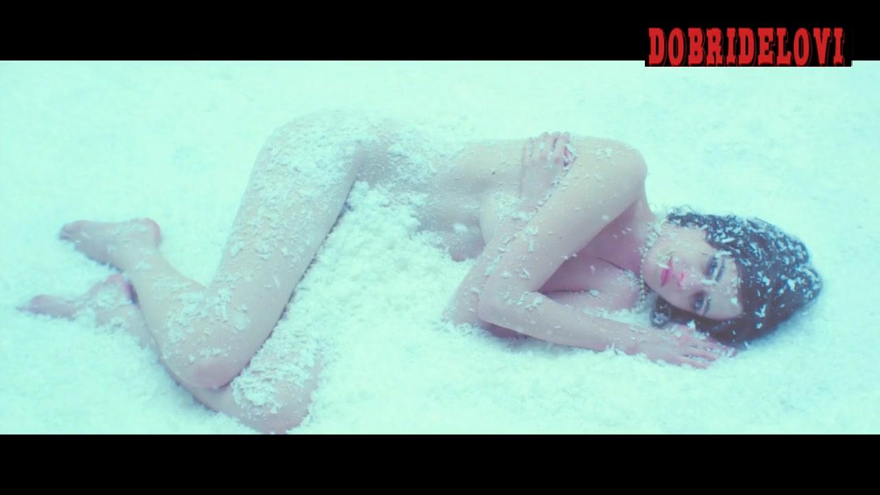 Eva Green nude in the snow for White Bird